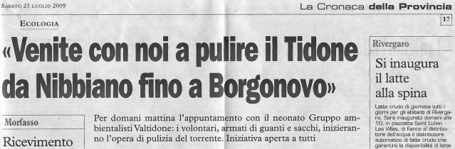 La Cronaca 25 luglio 2009 (01)