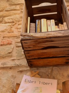 i libri liberi di Casa Grande